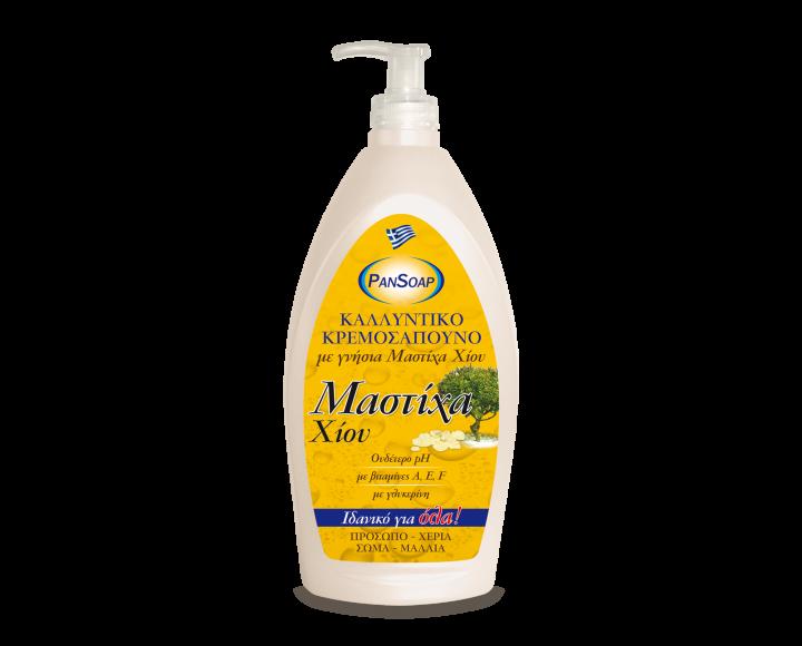 Packshot-PANSOAP-Bottle-CreamSoap-1Lt-Mastic