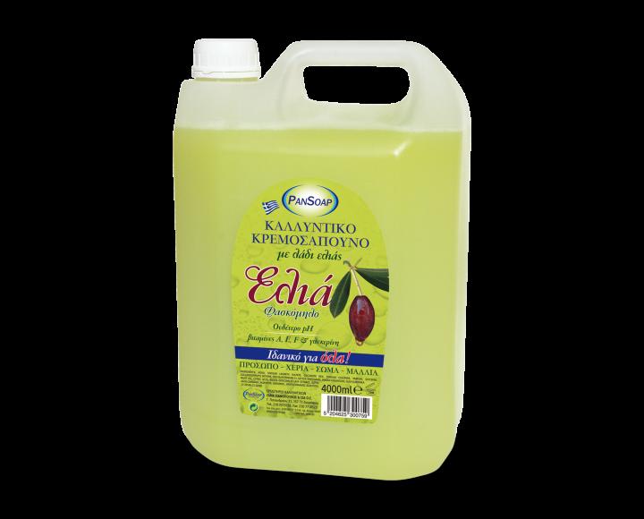 Packshot-PANSOAP-Bottle-CreamSoap-4Lt-OliveOil